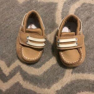 Born baby crib shoes